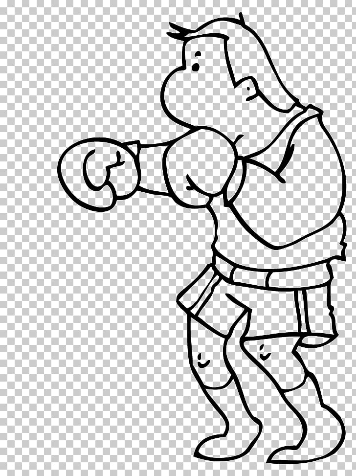 Goofy Rocky Balboa Boxing Black and white , s Of Boxing PNG.