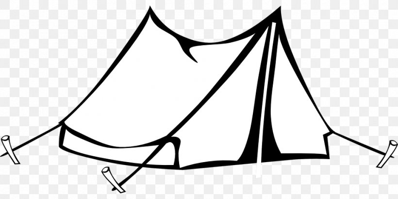 Camping Tent Campsite Clip Art, PNG, 960x480px, Camping.