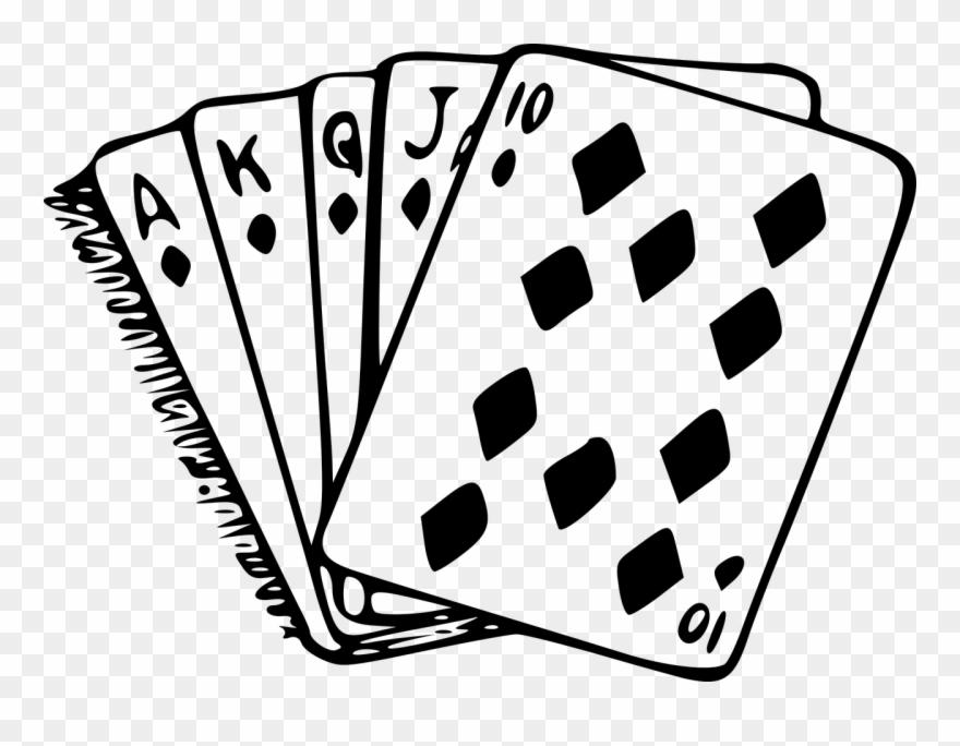 Cards Diamond Diamonds.