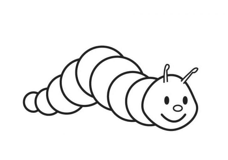 Free Caterpillar Outline, Download Free Clip Art, Free Clip.