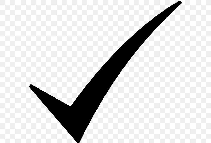 Check Mark Symbol Clip Art, PNG, 600x556px, Check Mark.
