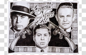 Cholo Drawing Outsider art Artist, Pachuco transparent.