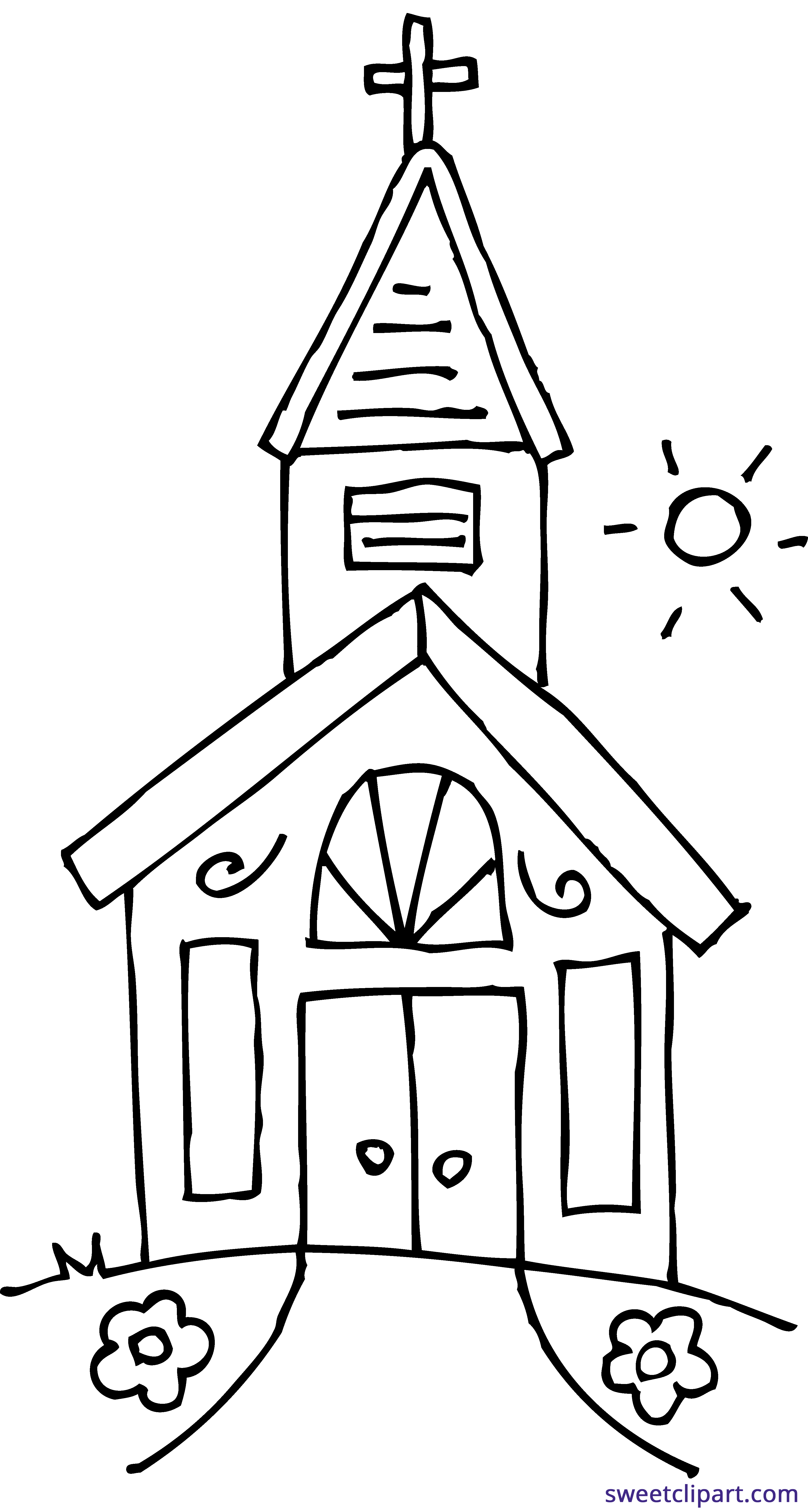 Clipart church clip art, Clipart church clip art Transparent.