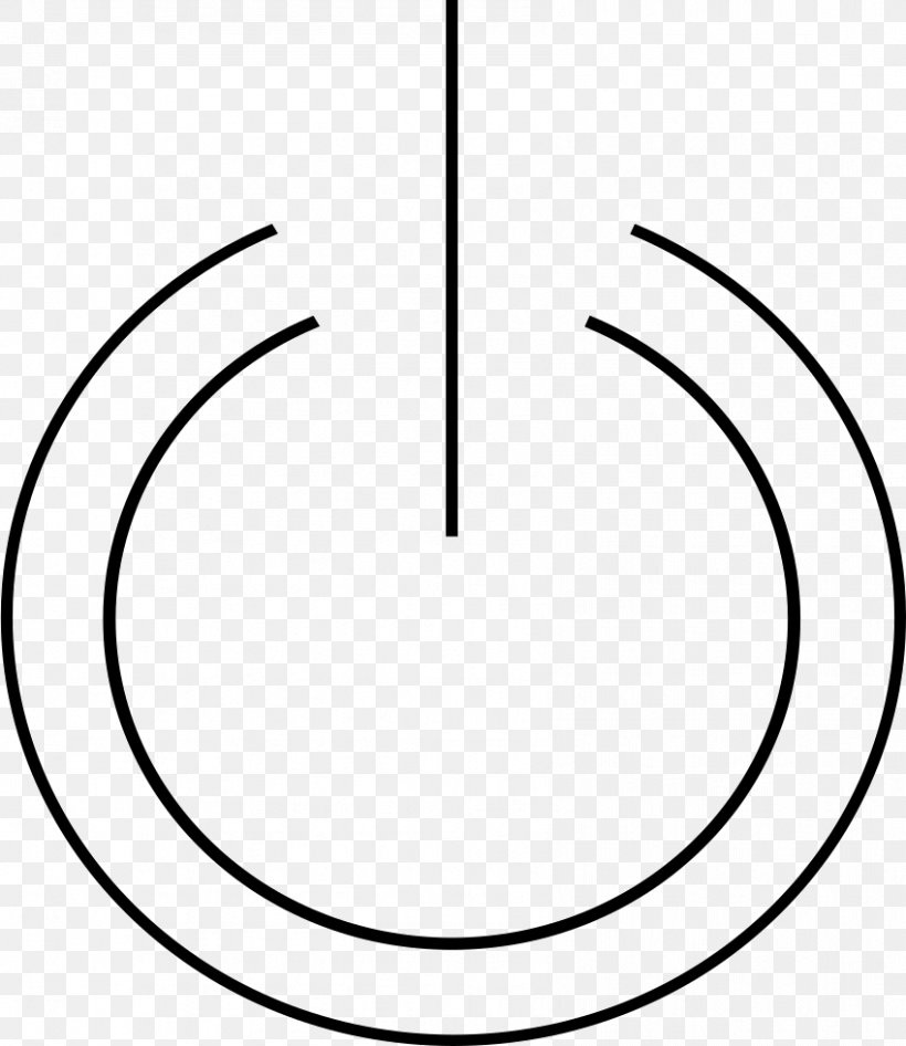Circle White Angle Point Clip Art, PNG, 849x980px, White.