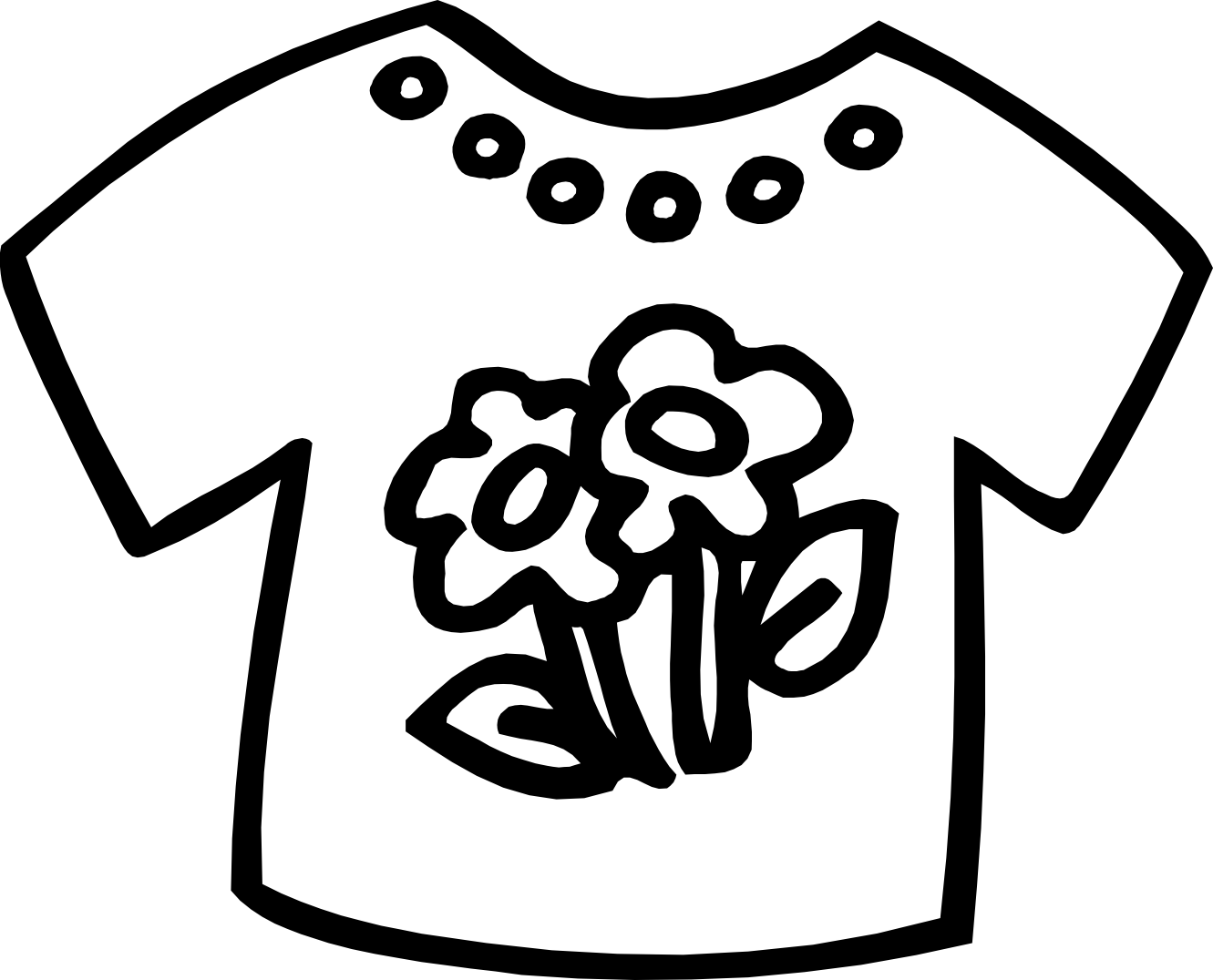 Free White Clothing Cliparts, Download Free Clip Art, Free.