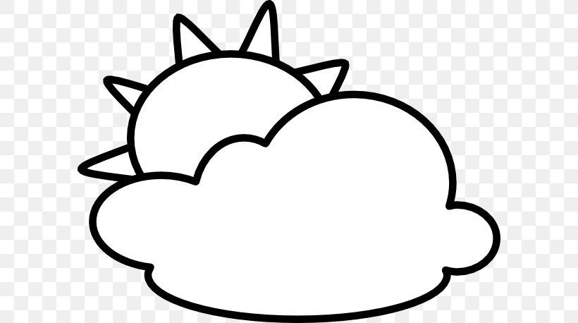 Cloud Drawing Clip Art, PNG, 600x458px, Cloud, Area, Black.