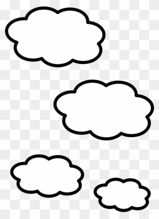 Free PNG White Cloud Clip Art Download.