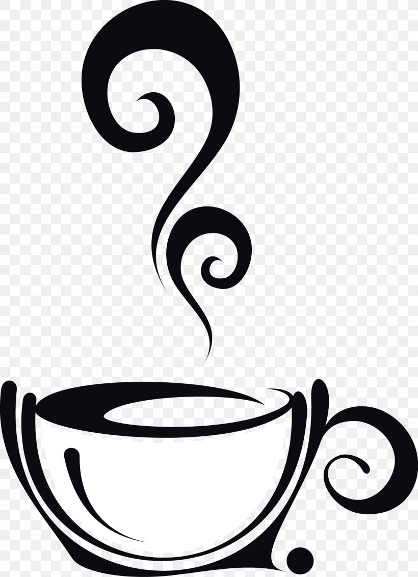 Coffee Cup Cafe Clip Art, PNG, 1625x2245px, Coffee, Black.