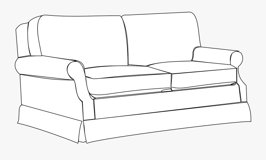 Sofa Clipart Sofa Bed.