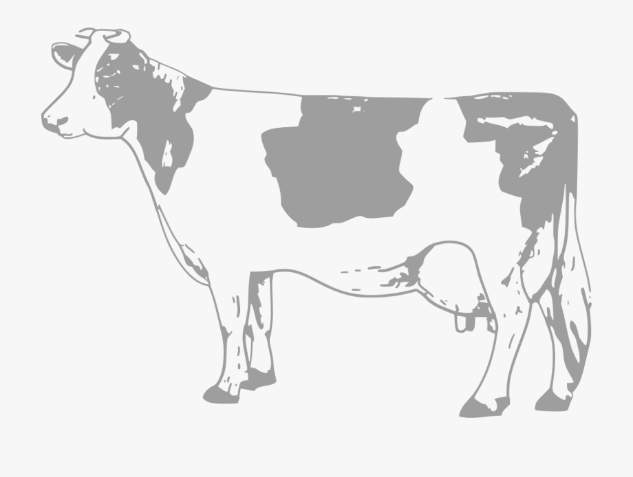 Cow Svg Milk.