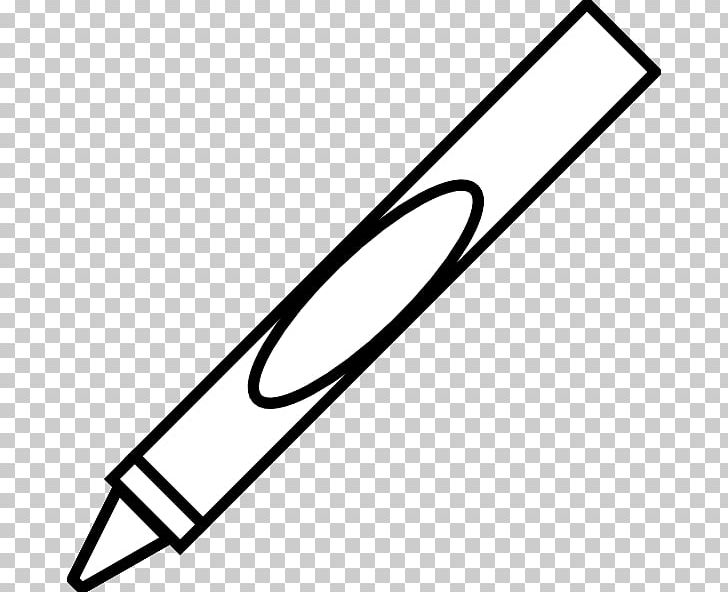 Crayon Black And White Free Content PNG, Clipart, Angle.