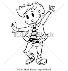 Image result for boys+dance clipart black and white.