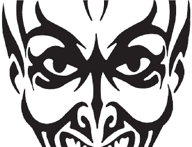 Download Demon Clipart Black And White.