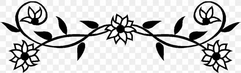 Flower White Floral Design Clip Art, PNG, 1152x349px, Flower.