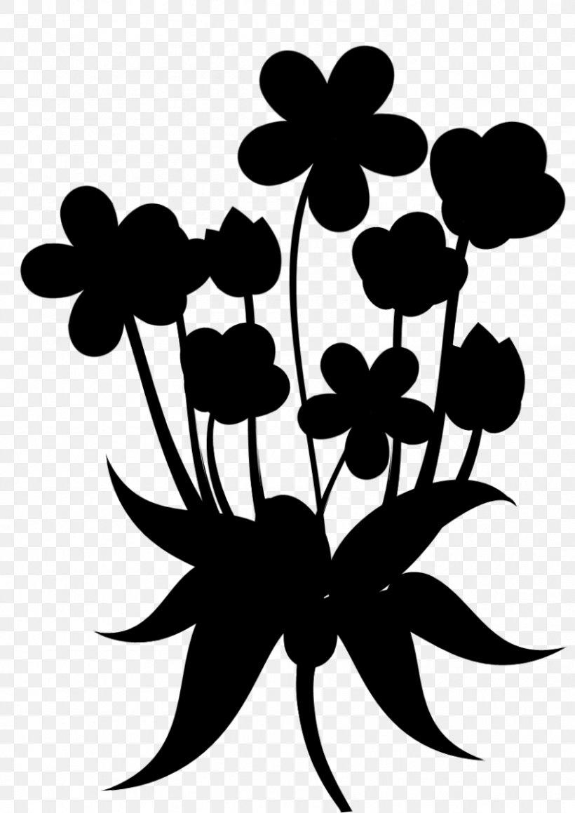 Floral Design Black & White, PNG, 848x1199px, Floral Design.