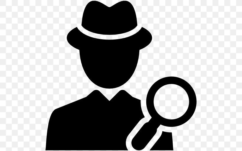Detective Private Investigator Police Clip Art, PNG.