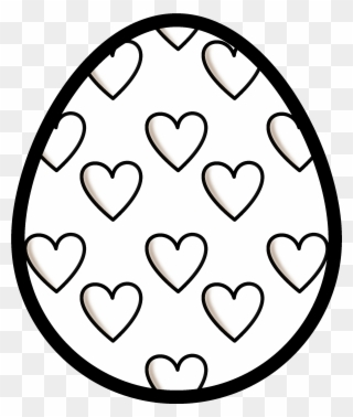 Free PNG Easter Clipart Black And White Clip Art Download.