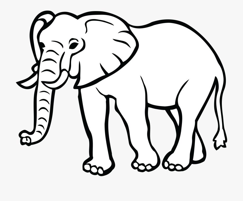 Elephant Silhouette Elephant Clipart Elephant Png Image.