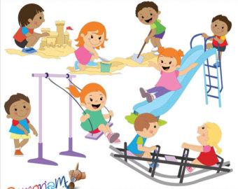 Best Playground Clipart #7447.