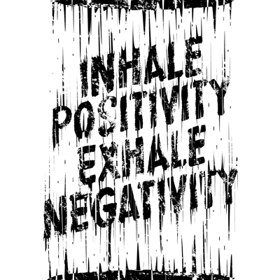 Inhale Exhale.