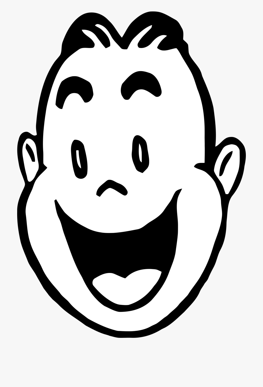 Png Free Smiling Clipart Glad.