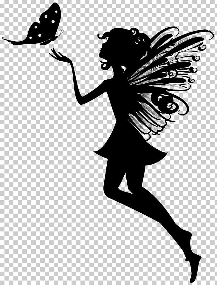 Fairy PNG, Clipart, Art, Black And White, Clipart, Drawing.