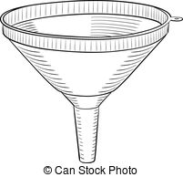 Kitchen funnel Illustrations and Clipart. 449 Kitchen funnel.