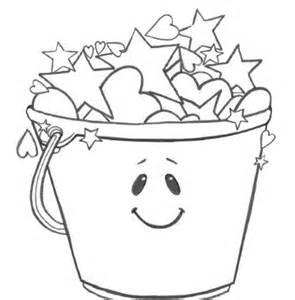 Fill your bucket clipart.