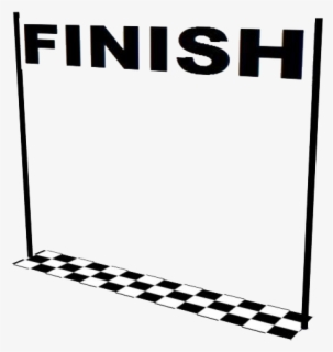 Free Finish Line Clip Art with No Background.