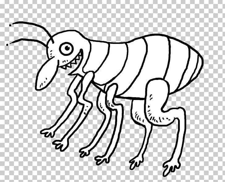 Line Art Flea Cat Diseases Drawing PNG, Clipart, Angle.