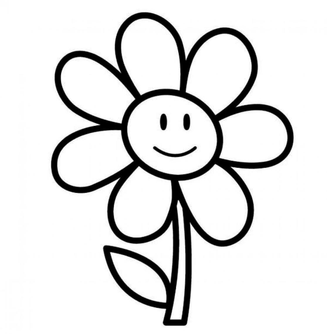 Flower Clipart Black And White & Flower Black And White Clip Art.