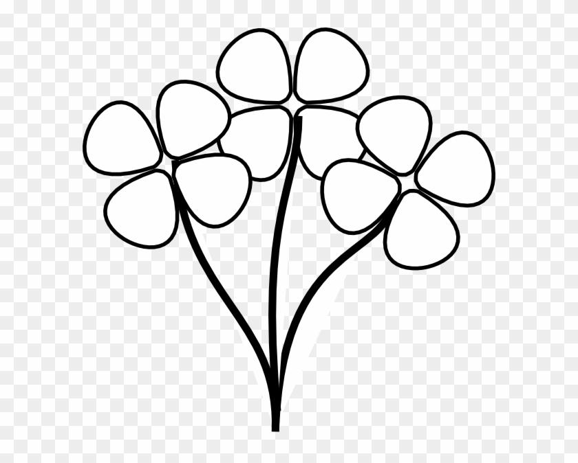 Vector Transparent Download Flower Stems Clipart.