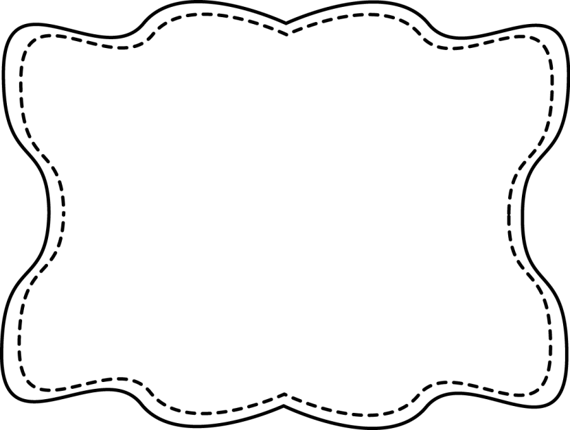 Free Frame Black And White Clipart, Download Free Clip Art.