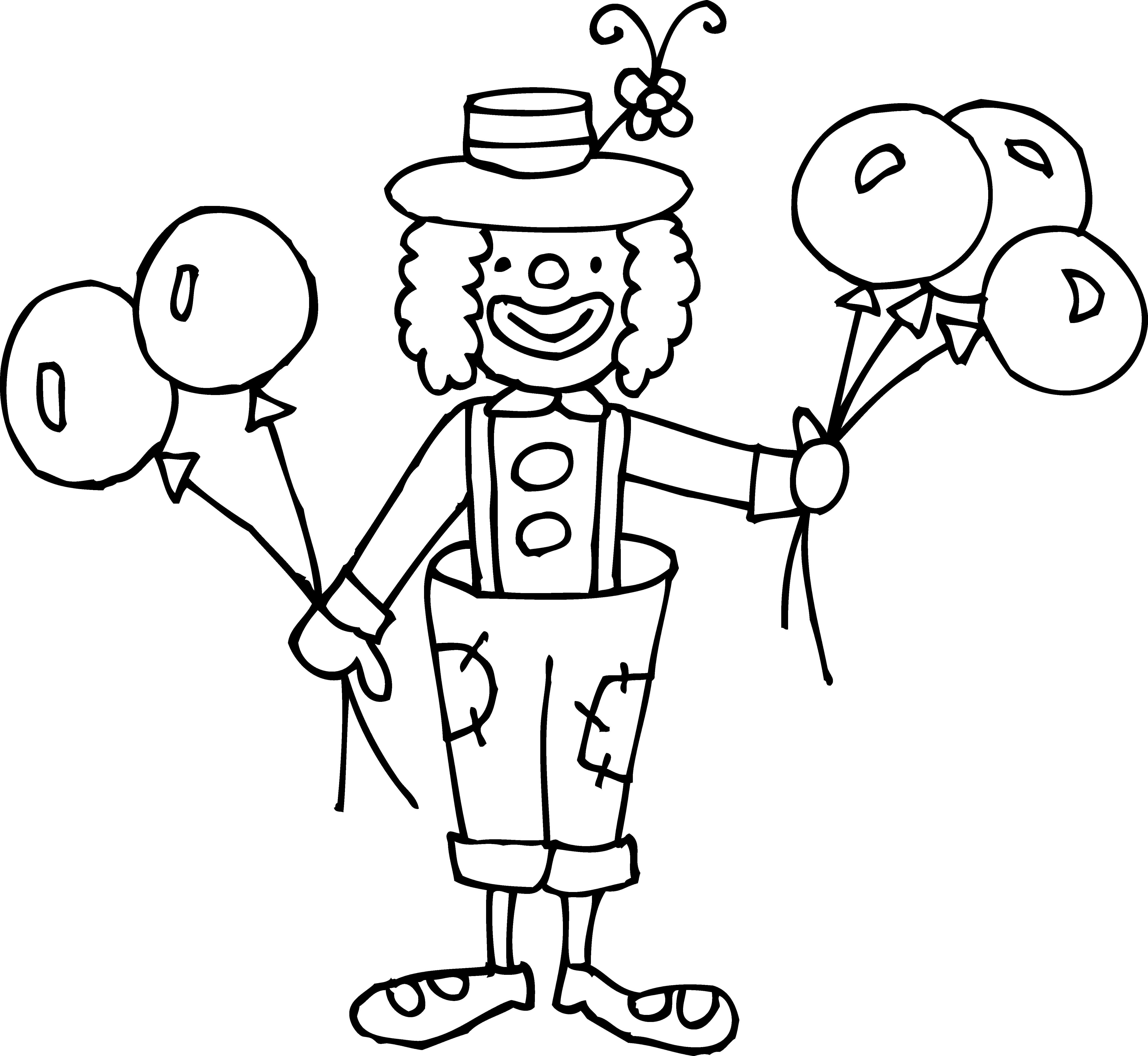 Free Funny Black And White Clipart, Download Free Clip Art.
