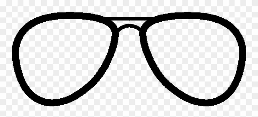 Eyeglasses Clipart Funky.