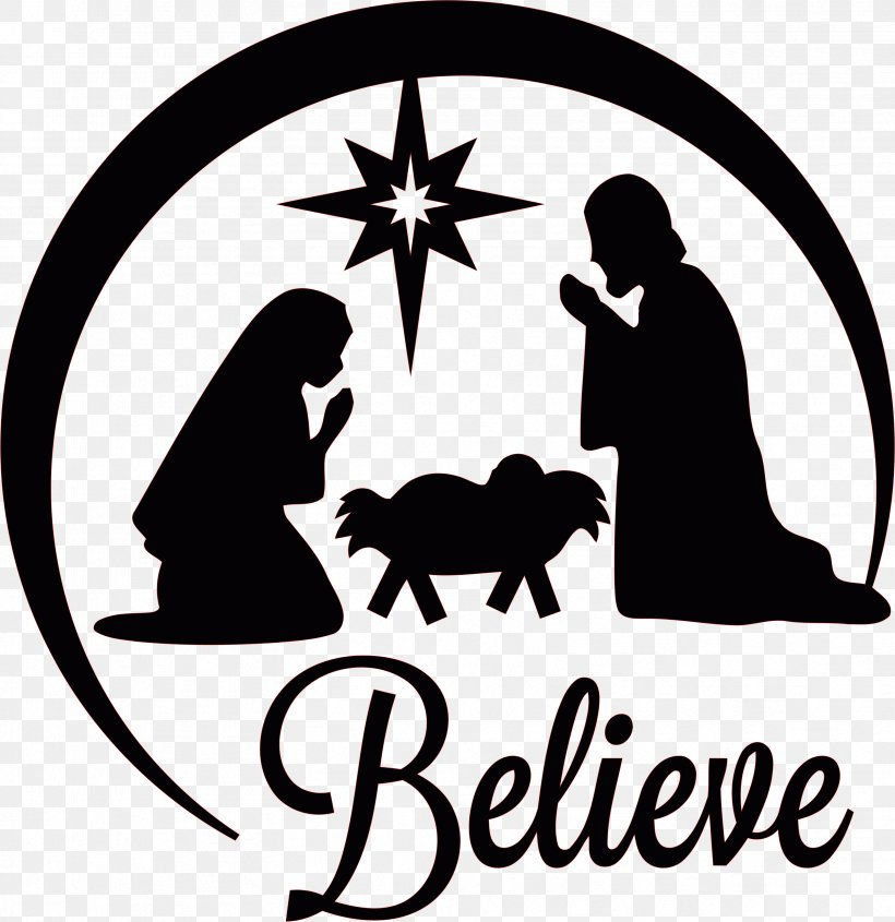Nativity Scene Manger Christmas Nativity Of Jesus Clip Art.