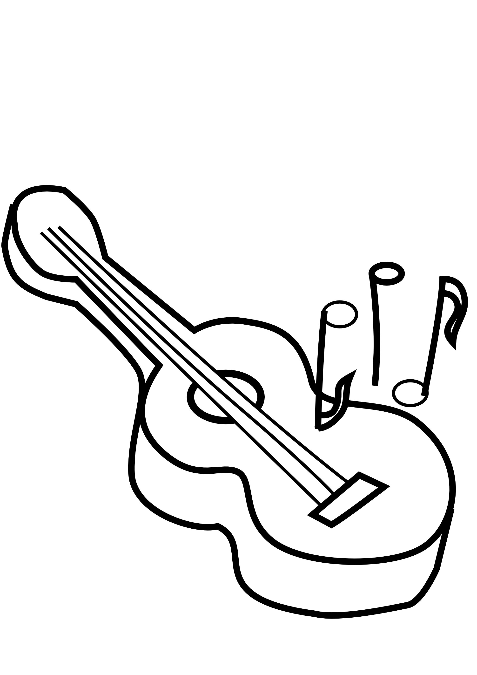 Free Guitar Black Cliparts, Download Free Clip Art, Free.