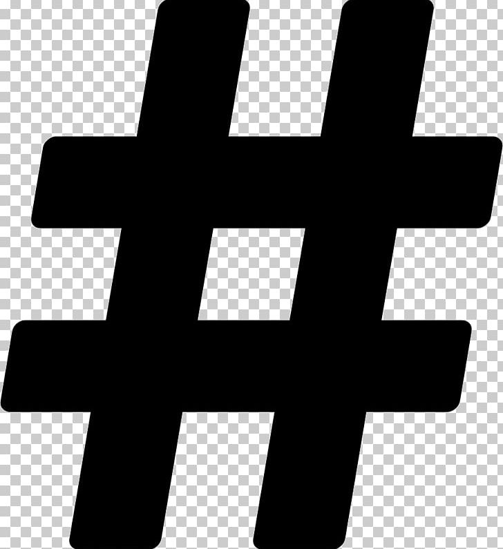 Hashtag Computer Icons Number Sign PNG, Clipart, Black And.
