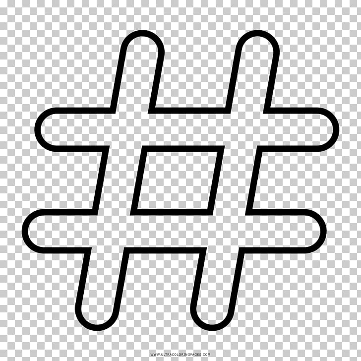 Drawing Hashtag Coloring book Printing , others PNG clipart.