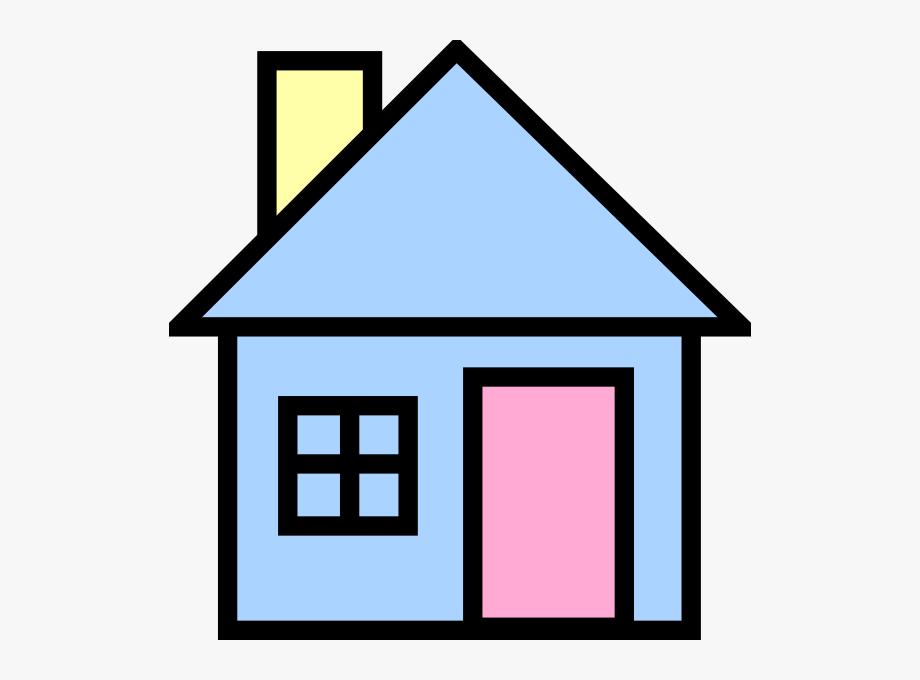House 44 Clip Art.