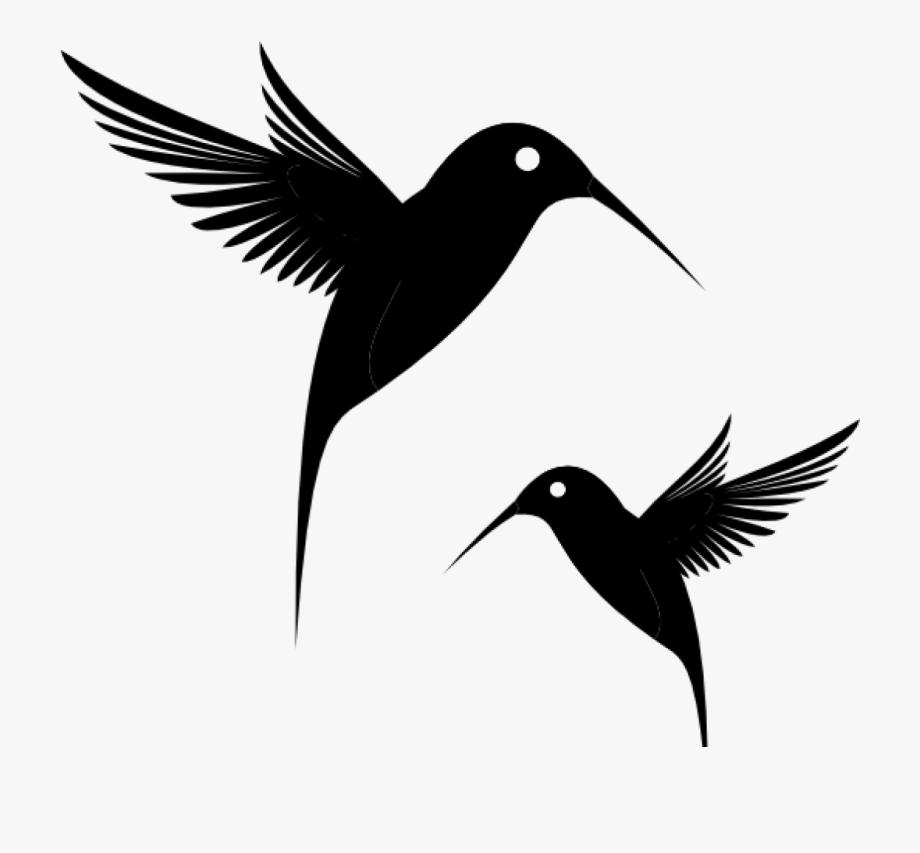 Hummingbird Clipart Black Humming Bird Clip Art At.