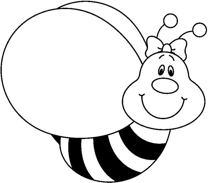 Black And White Clipart.