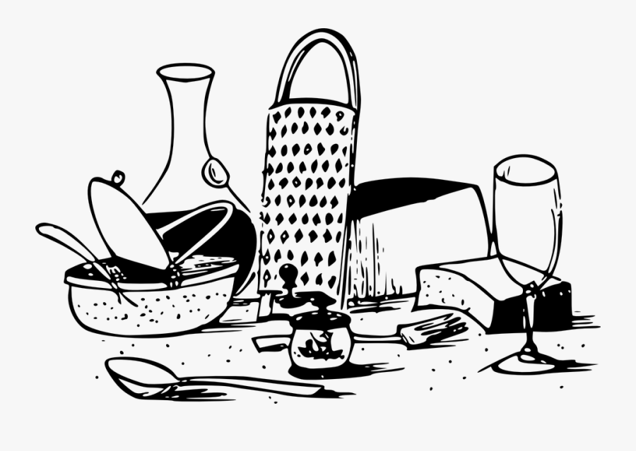 Transparent Dinner Plate Clipart.