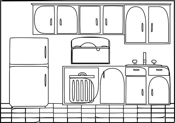 Cooking Cartoon clipart.