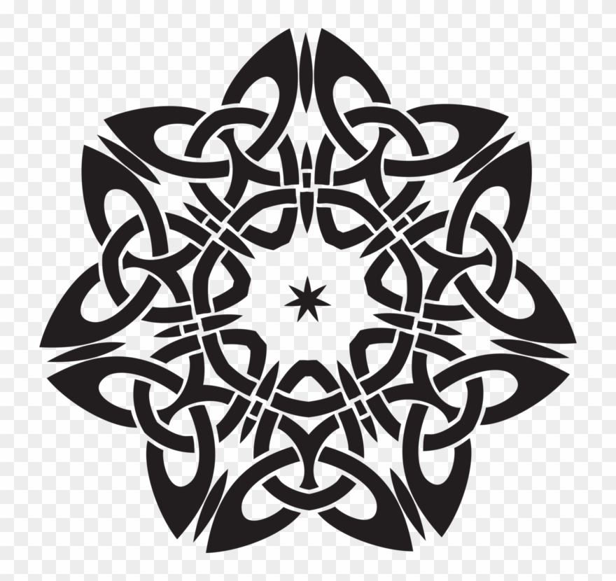 101 Celtic Knotwork Designs Celtic Art Celts Drawing.
