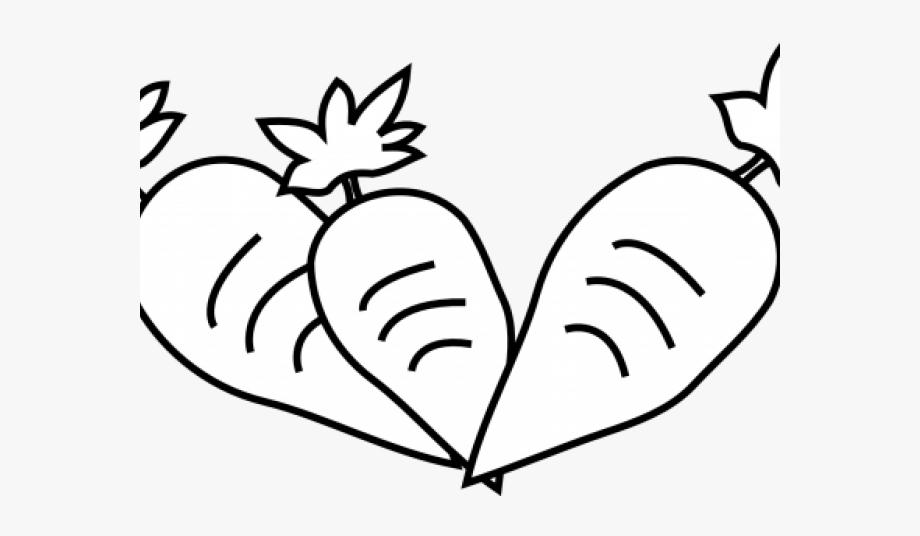 Vegetable Clipart Sketch.