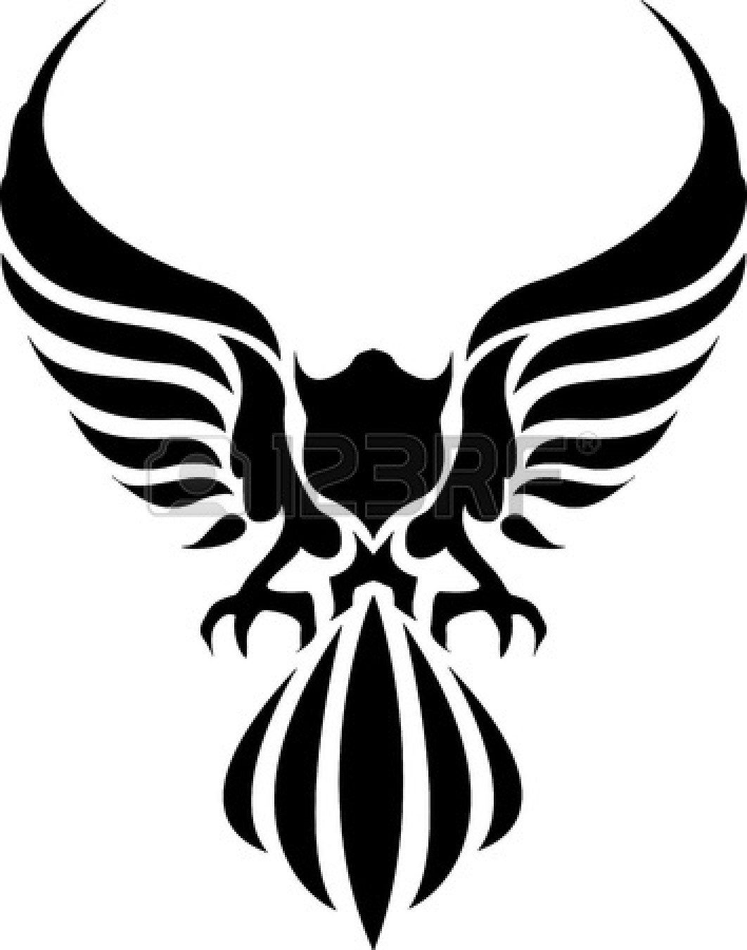 Free Eagle Logo Black And White, Download Free Clip Art.