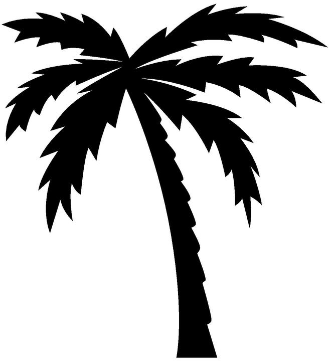 Free Black And White Tree Logo, Download Free Clip Art, Free.