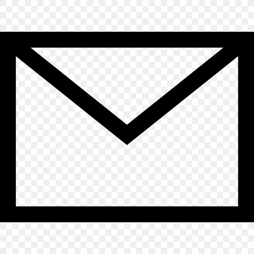 Email Symbol Clip Art, PNG, 1024x1024px, Email, Area, Black.