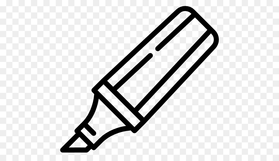 Marker clipart black and white 1 » Clipart Station.